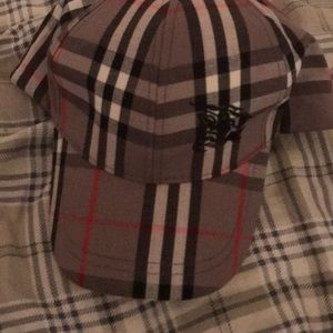 Plaid brand hat